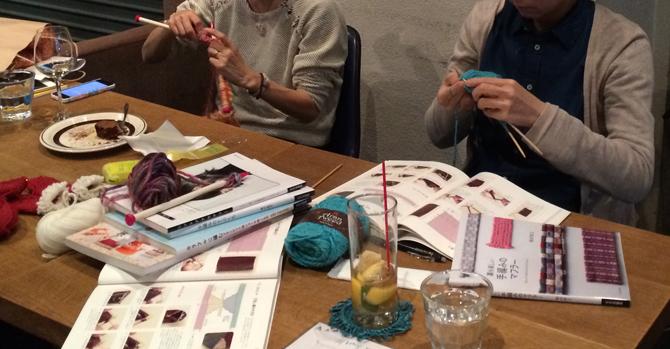 夏の編み物にオススメの編み物本。