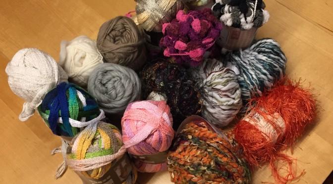 毛糸や道具の収納ってどうしてる?